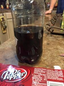 Rat in a bottle 2