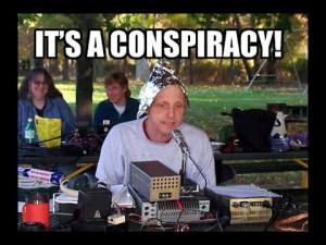 almond conspiracy