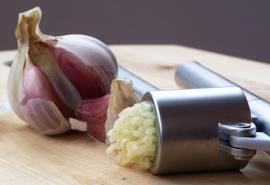 antibiotics-garlic